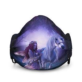 """Mask """"Unicorn"""" by ElenaDudina"""