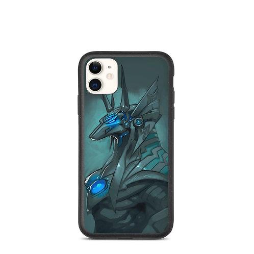"iPhone case ""Anubis"" by el-grimlock"