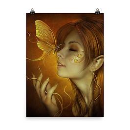 "Poster ""Mariposas"" by ElenaDudina"