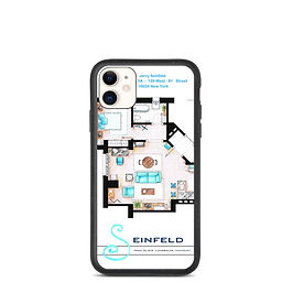 """iPhone case """"Seinfeld"""" by NikNeuk"""