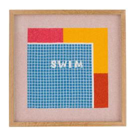 Swim (Pink Hat)