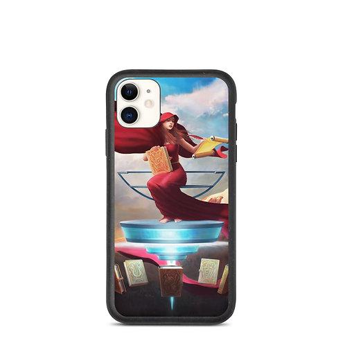 """iPhone case """"Parnassus Unbound"""" by JeffLeeJohnson"""