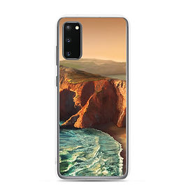 """Samsung Case """"Tomales Point"""" by chateaugrief"""