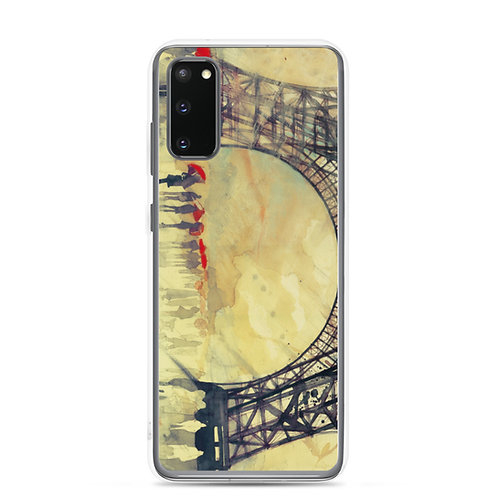 "Samsung Case ""Winter in Paris"" by Takmaj"