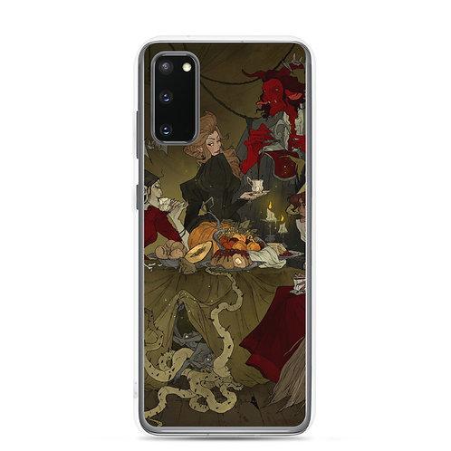 """Samsung Case """"Bewitching Banquet"""" by AbigailLarson"""