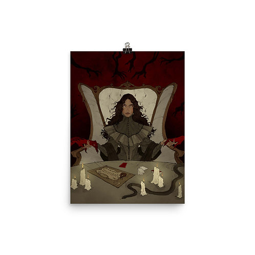 "Poster ""Summoning"" by AbigailLarson"