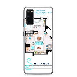 """Samsung Case """"Seinfeld"""" by NikNeuk"""