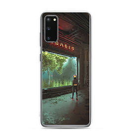 """Samsung Case """"Remains"""" by thebakaarts"""
