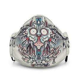 "Mask ""majorasvecprint2"" by remiismeltingdots"