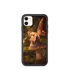 """iPhone case """"El Bosque Magico"""" by ElenaDudina"""