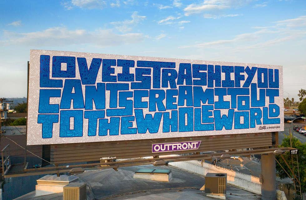 Rareform LA Billboards