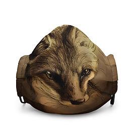 """Mask """"Fuchs"""" by Culpeo-Fox"""