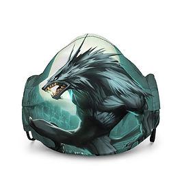 "Mask ""Werewolf"" by el-grimlock"