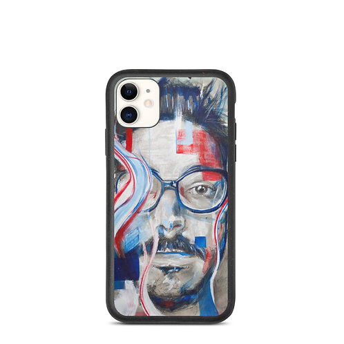 """iPhone case """"Hey Oncley"""" by MikeOncley"""