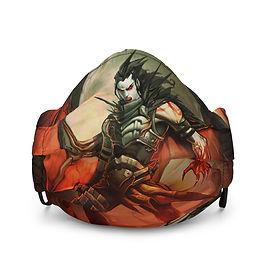 """Mask """"Vampire"""" by el-grimlock"""