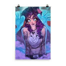 "Poster ""Slothfull"" by Elsevilla"
