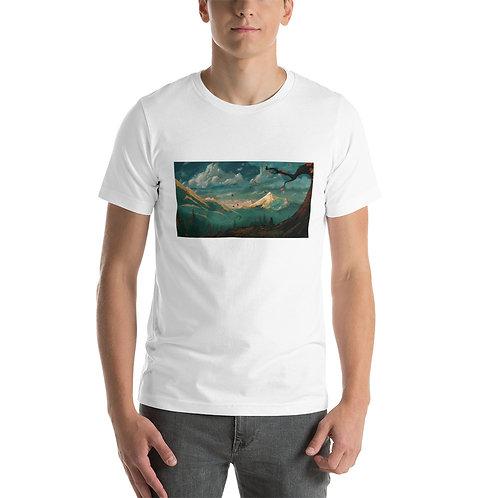 "T-Shirt ""At Autumns Door"" by JoeyJazz"