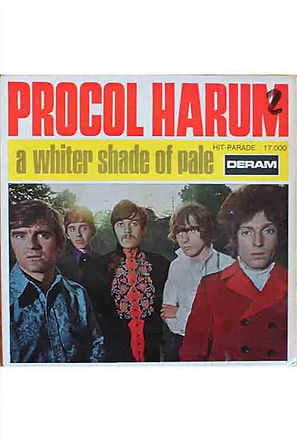 Whiter Shade of Pale by Procol Harum