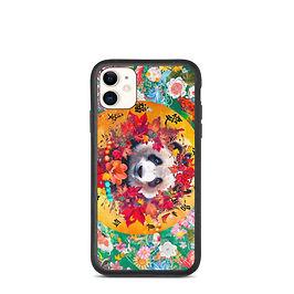 "iPhone case ""Four Seasons"" by phatpuppyart-studios"