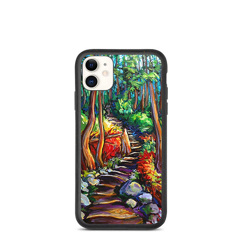 """iPhone case """"The Grind"""" by LauraZee"""