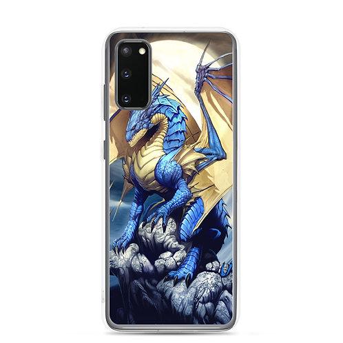 """Samsung Case """"Dragonictus"""" by el-grimlock"""