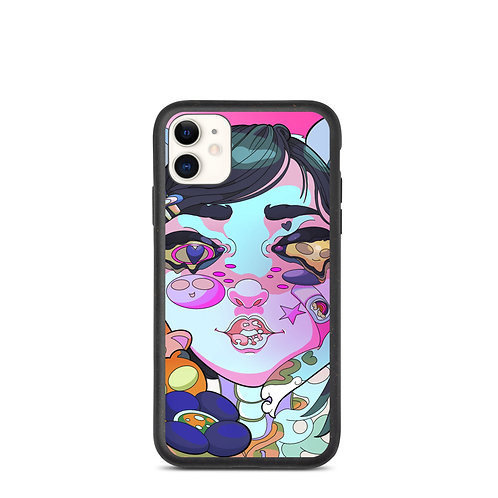 """iPhone case """"Sunny Side Up"""" by MoxxiMonroe"""