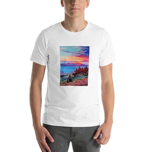 """T-Shirt """"Autumn"""" by Gudzart"""