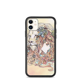 """iPhone case """"Leo"""" by Hellobaby"""