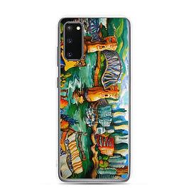 "Samsung Case ""Granville Island"" by LauraZee"