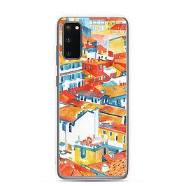 "Samsung Case ""Verona"" by Takmaj"