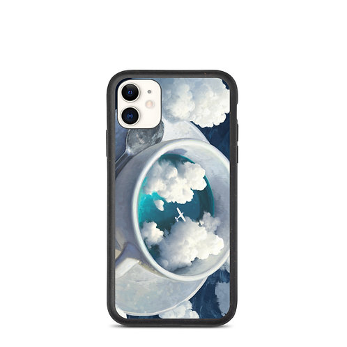 """iPhone case """"Continuation of a Dream"""" by RHADS"""