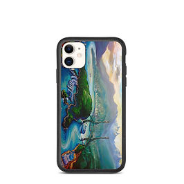 """iPhone case """"Magic Hour"""" by LauraZee"""