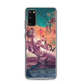 "Samsung Case ""Dryad and Fairy"" by DasGnomo"