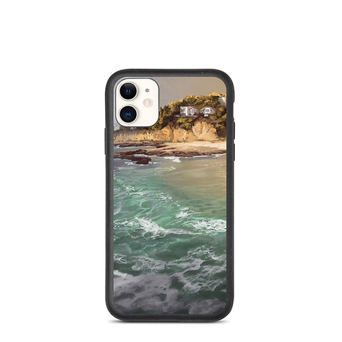 """iPhone case """"Laguna Beach"""" by chateaugrief"""