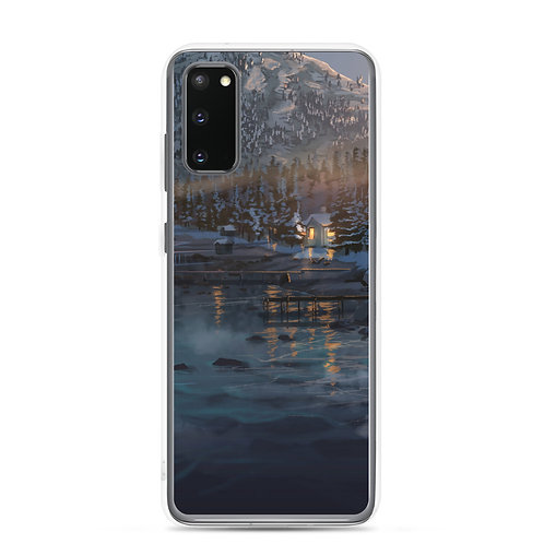 """Samsung Case """"Lake Tahoe"""" by chateaugrief"""