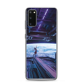"""Samsung Case """"Bliss"""" by thebakaarts"""