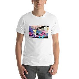 "T-Shirt ""Moonlight Walk"" by MoxxiMonroe"