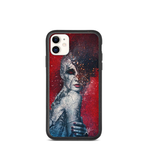 """iPhone case """"Indifference"""" by Aegis-Illustration"""