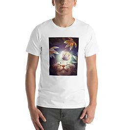 "T-Shirt ""Shy"" by ElenaDudina"