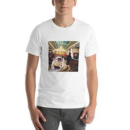 "T-Shirt ""Grand International Hotel"" by JeffLeeJohnson"