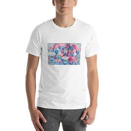 "T-Shirt ""Wild Springtime"" by phatpuppyart-studios"