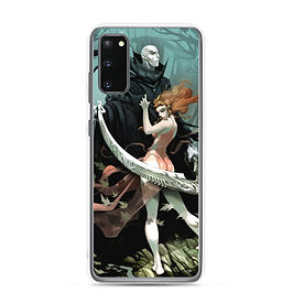 """Samsung Case """"Thanatos"""" by el-grimlock"""