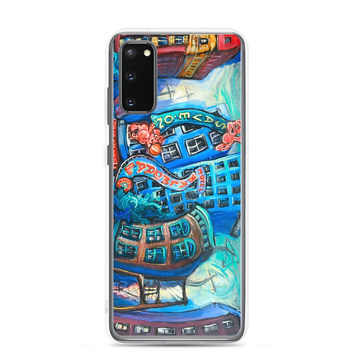 """Samsung Case """"DTES"""" by LauraZee"""