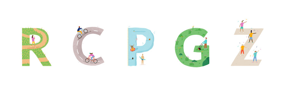 Illustrated Letters
