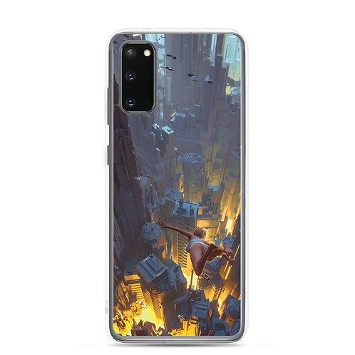 "Samsung Case ""Beyond Recall"" by thebakaarts"