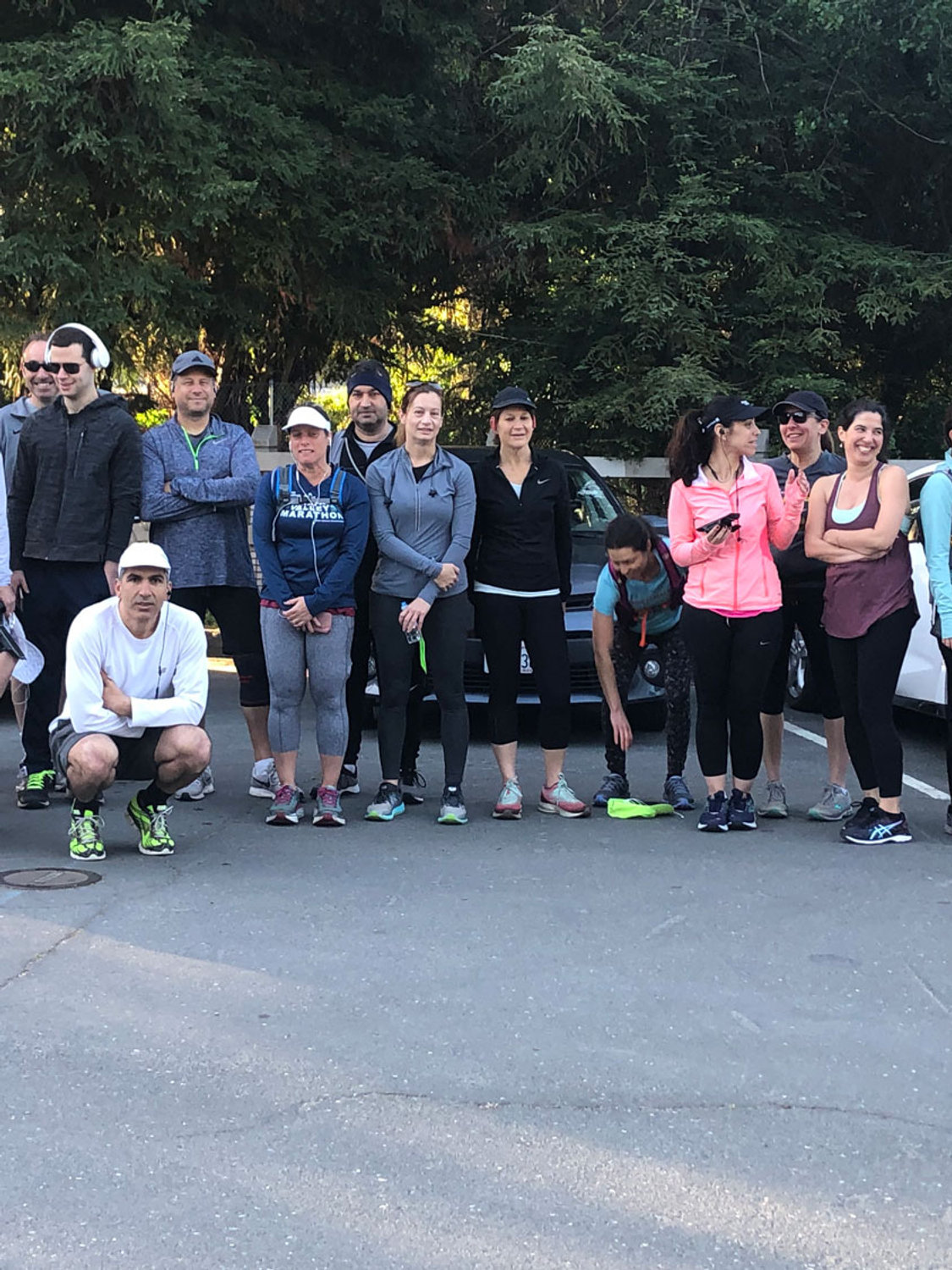 Running Group (Single/Guest Session)