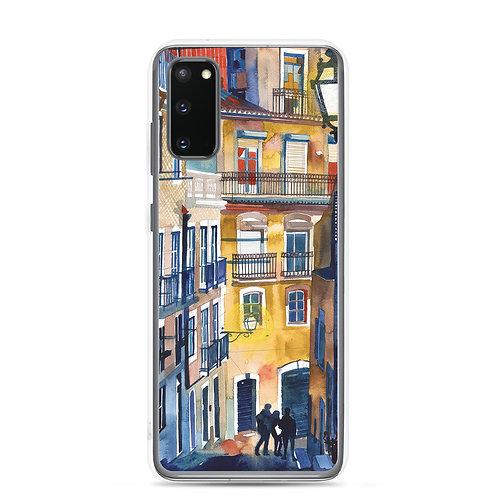 "Samsung Case ""Lisbon"" by Takmaj"