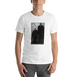 """T-Shirt """"The Old Firm"""" by JeffLeeJohnson"""