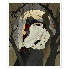 "Stickers ""True Love"" by AbigailLarson"