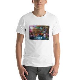 "T-Shirt ""My Japanese Garden"" by phatpuppyart-studios"